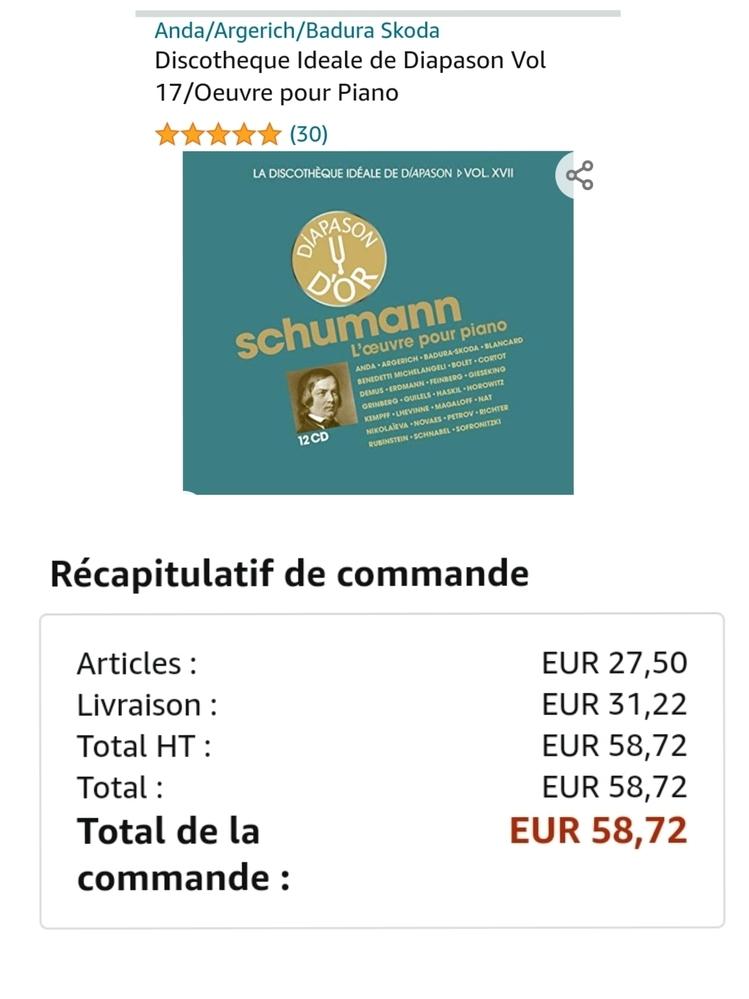 一昨日4/15(木)にフランスAmazonで画像のCDボックスを注文し、 昨日4/16(金)にAmazonのセンターを出発・DHLの送り状番号も発行されていよいよ日本へ向けて配達されるかと思いきや、改めてフランスAmazonのサイトにて発行されたDHLの送り状番号をクリックして確認したところ、何か問題が起こったようです。 所々は英語と似たスペルなので読み取れましたが... どなたかフランス...