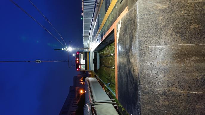 鶴見線 海芝浦駅 行き止まり付近しか上屋がなくて、 雨降ってる日に行ったら、 濡らされるしかなかったんだが、 いったいどういうことなんですか???