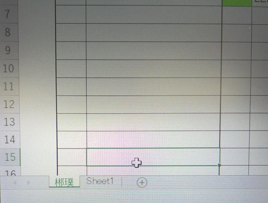 郴璞 Excelのタブに入力した覚えの無い中国語? が表示されるようになりました。 郴璞 とはいったいどういう意味なのでしょうか。