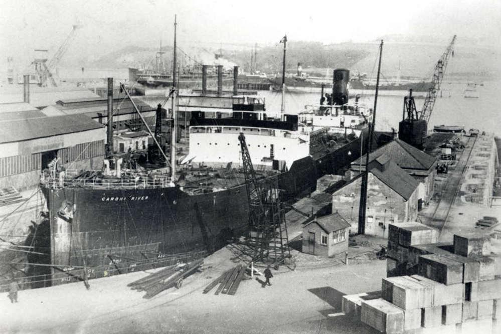 なぜWW2でイギリスは船団を運航したんですか?