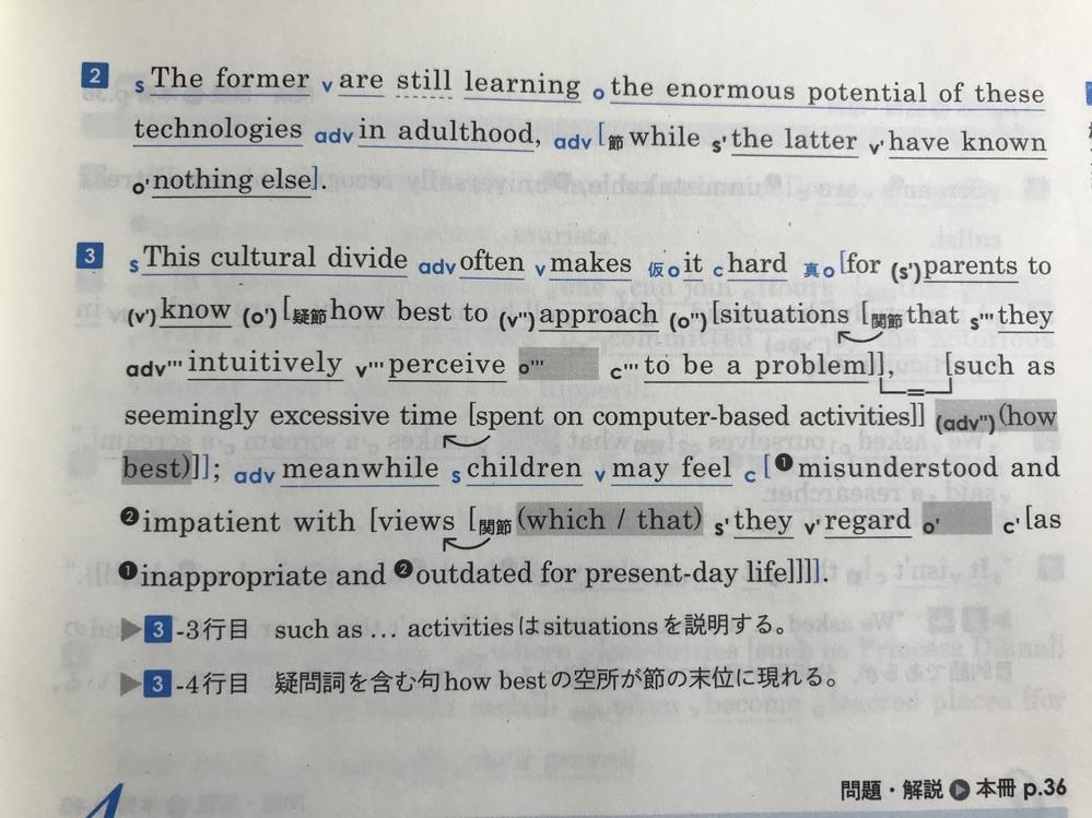 基礎英文問題精講 構文編の3についてなんですが、 この「疑問詞を含む句how bestの空所が節の末位に現れる」というのがどういうことかわかりません。誰か教えてください
