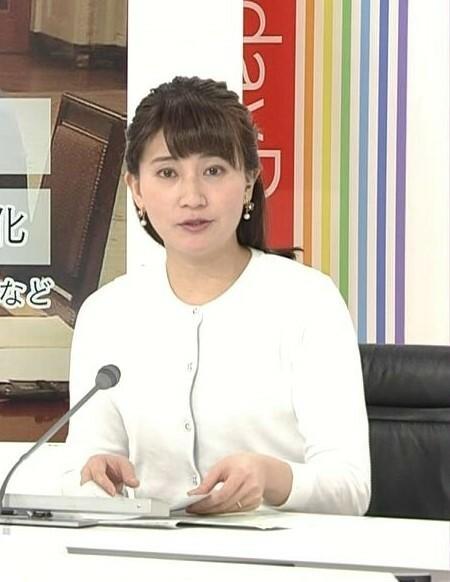 質問です。 1.日曜討論の井上あさひアナ、白のトップスは素敵でしたか? 2.今夜の綺麗度は如何でしたか(100点満点で)? (◆danさん用◆)
