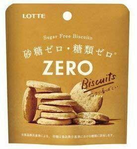 砂糖・糖質ゼロのコンビニ等にある「ZERO」ってクッキー、ダイエット中に食べても大丈夫ですか?