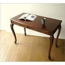 アンティーク風書斎机の猫脚をDIYは可能でしょうか?