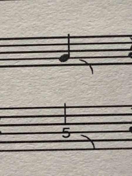 TAB譜について この記号はどういうことをする記号ですか? エレキギターです。