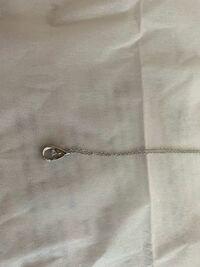 これと同じネックレスを探しているんですがわかる方いらっしゃいますか? チェーンのところにs925 イタリアと書いてます