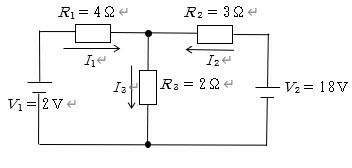 写真のI1、I2、I3の値を網目電流法と重ね合わせの理の両方のパターンで解く問題がわかりません、教えてくださるとありがたいです。