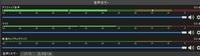 OBSの、映像キャプチャデバイスの音量を調整するにはどうすればいいのでしょうか? 添付画像の3つのバーのどれをいじっても変化がありません。