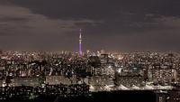 夜景クイズ。どこから撮影した景色かわかりますか?