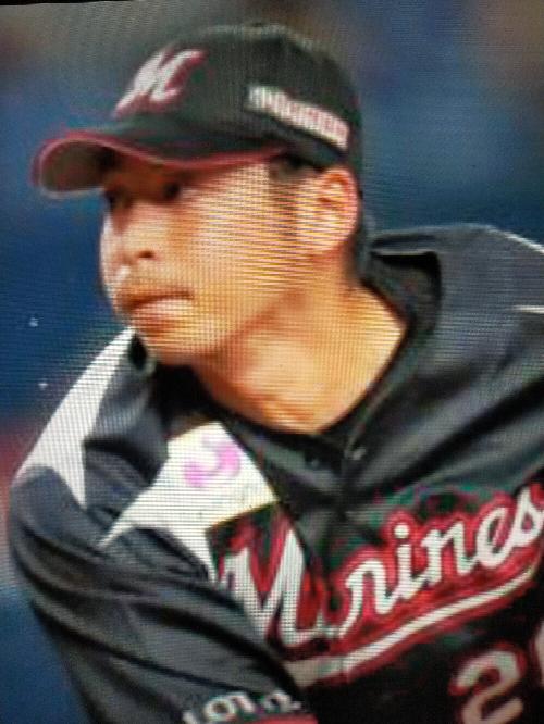 この投手は誰ですか?