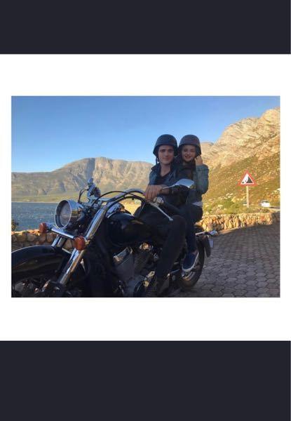 これはキスから始まる物語という映画で乗られていたバイクなんですけど、なんというバイクか教えてください。
