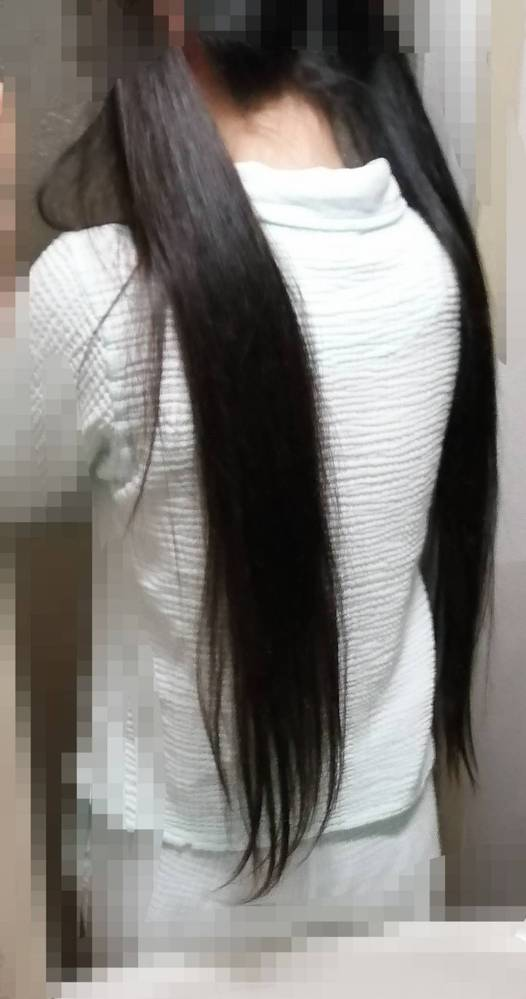髪の毛がお尻まで伸びてしまいました。 この髪の毛をまるごと、ヘアドネーションで寄付したらどこかのだれかは喜んでくれますかね?