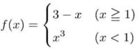 この数学の問題を教えてください。 画像の式について、ヘビサイド関数とデルタ関数を使って導関数を求めなさい。