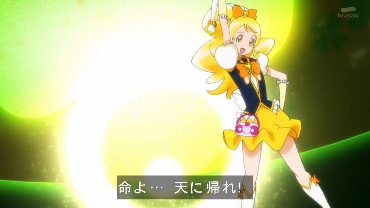 「ハピネスチャージプリキュア!」の大森ゆうこ/キュアハニーの印象的なシーンはどこですか?