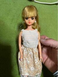 リカちゃん人形のシリーズですか? 何ちゃんになりますか?