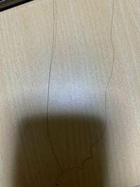 髪の毛の一部の毛先だけがチリチリしていて自分は天パで縮毛矯正を9回あてています。 傷みかな?と思っているんですけどどうしたら治りますかね? 左がチリチリしていない普通の髪の毛です 右がチリチリしている方です。  このチリチリがみぎ側の方だけいっぱいあって手ぐしをすると肌触りが気持ち悪いくらいにチリチリで気にしています。 至急お願いしたいです。