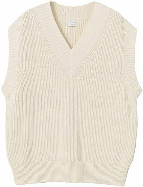 こういうニットの下に半袖の白Tは変ですか? また、そのように着る場合下はどのようなものが合いますか?