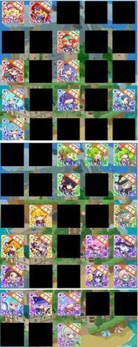 ぷよクエの星6引換券を使って「きらめくルルー」か「ラフィソル」どちらを交換するか迷っています。 手持ちのカードとの相性もあるかと思いますが、使い勝手がいいキャラクターはこの2枚だったらどちらになるのでしょうか。  交換できるカードは画像の通り(見えづらくてすみません)ですが、もし上記2枚のカード以外にほかにもこのキャラが使える等ありましたら教えて欲しいです。  よろしくお願いしますm(_ _)m