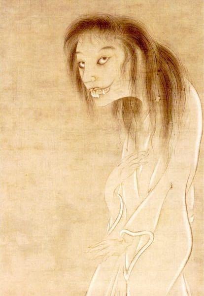 江戸時代の幽霊絵図の多くは人を怖がらせる目的ではなく人の供養のために書いたのでしょうか?