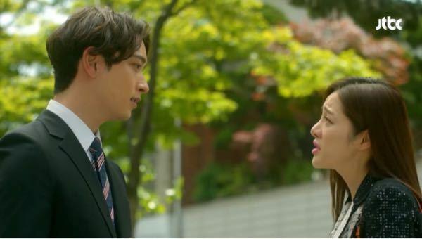 韓流ドラマなんですけど、何のドラマか分かりますか? キム秘書に出ていた2人が出てます。