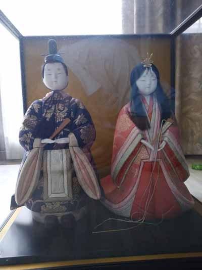 このひな人形を詳しく教えてください。