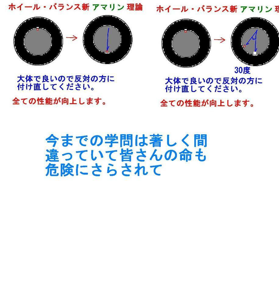 鉄道も脱線事故するのは車輪の均一のバランスが原因である。 ということがわかりましたか? ですがいままでの脱線がこういった人為的な欠陥にあったとは、ひどいはなしですね。