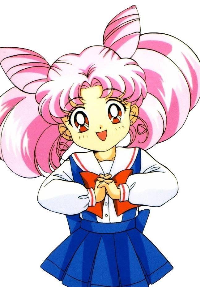 美少女戦士セーラームーンのちびうさ(ちびムーン)の魅力とはなんでしょうか。