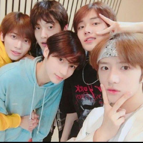 この韓国グループはなんというグループですか?