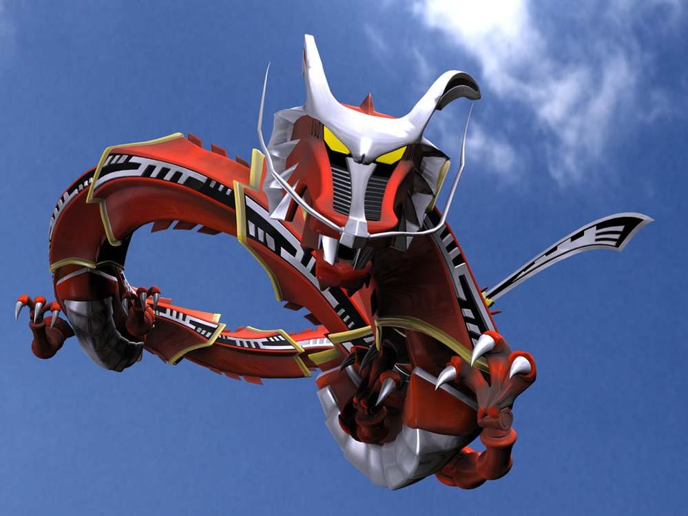 「仮面ライダー龍騎」で仮面ライダー龍騎の契約モンスターであるドラグレッダーは翼もないのに空中を自由自在に飛び回ってましたが、どういう仕組みですか?