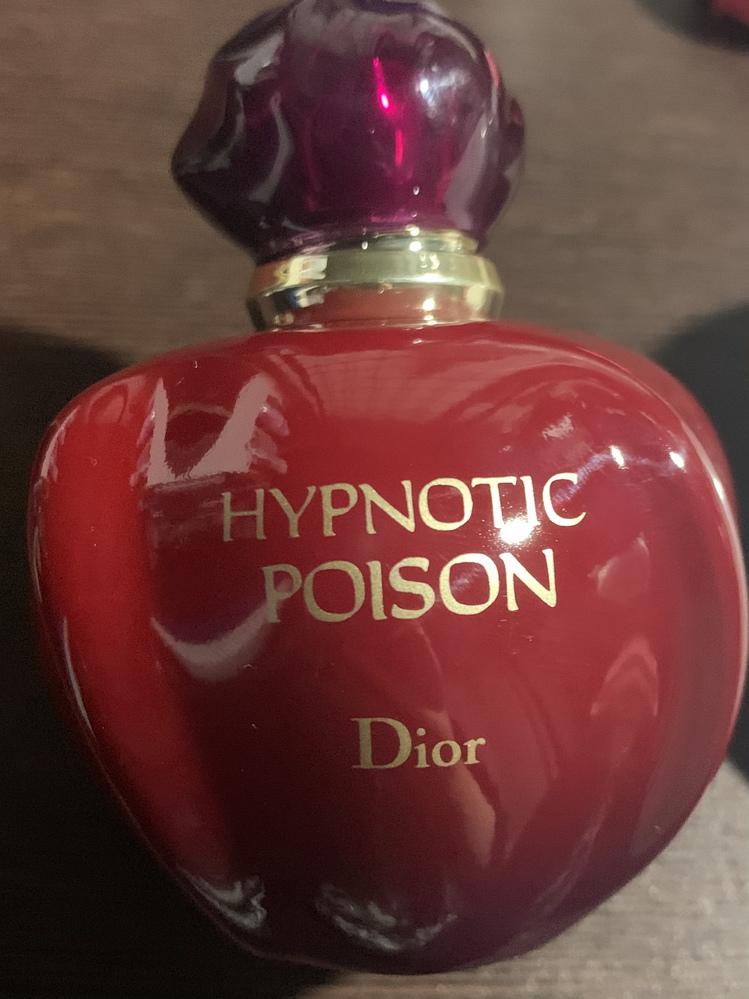 このDiorのヒプノティックプワゾンの香水は偽物ですか?本物ですか? 本物でしたら何年の物ですか?