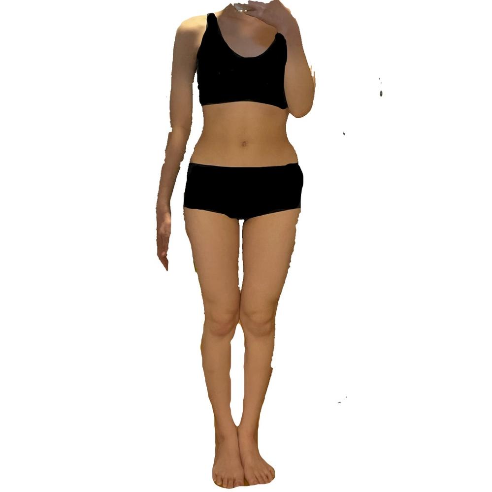 骨格診断お願いします! 身長162㎝ ウエスト63㎝ 体重48から52キロ