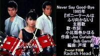 【80年代の香り】never say ~決して言わない 当時の楽曲タイトルでneverから始まるMV・PVが有りましたら紹介して下さい。 「Never Say Goodbye」小比類巻かほるさん https://www.bilibili.com/video/av802280147