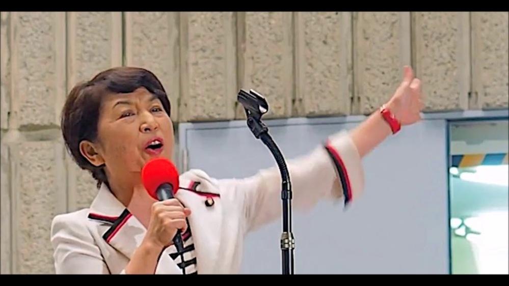 社民党は 福島瑞穂さんがいなくなったら解散しますか?