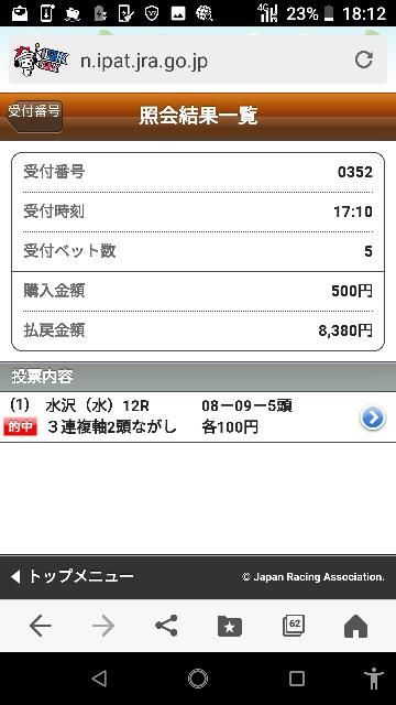 新潟10レース 人気薄4―13.14.15.16 穴狙い なにかいますか?