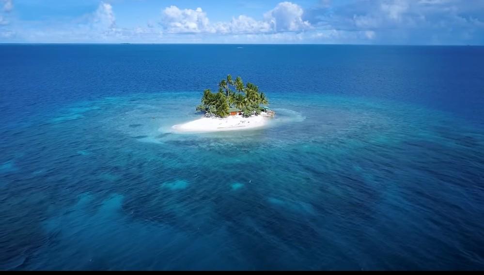 世界一小さい島でどう暮らしますか?