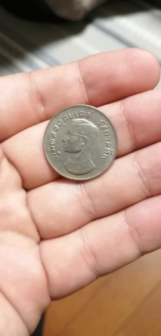 この硬貨はどこの国のものですか?