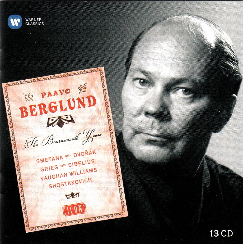 「シベリウスのスペシャリスト」のパーヴォ・ベルグルンドですがシベリウス以外の素晴らしい演奏はありますか?
