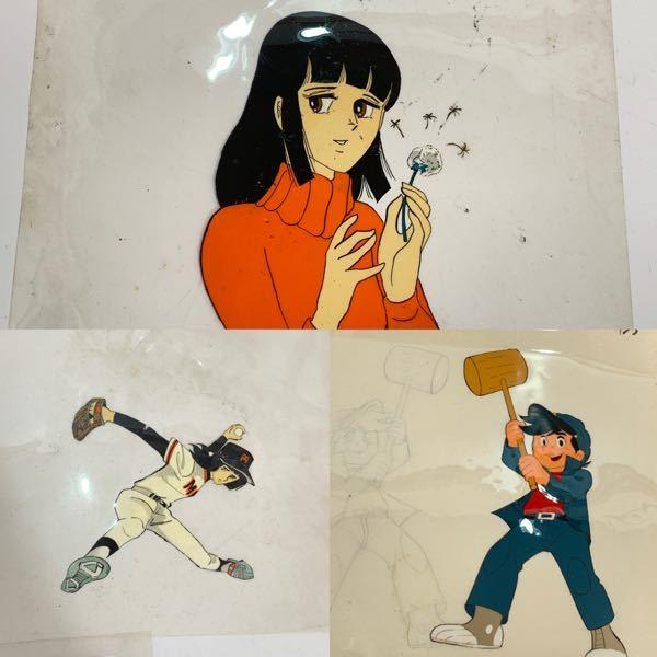 これらのアニメのキャラクター1つでもわかる方お願いします!