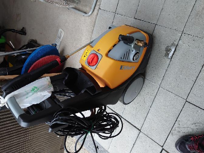 この高圧洗浄機のメーカーってどこだかわかりますか