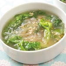 春雨スープは好きですか?