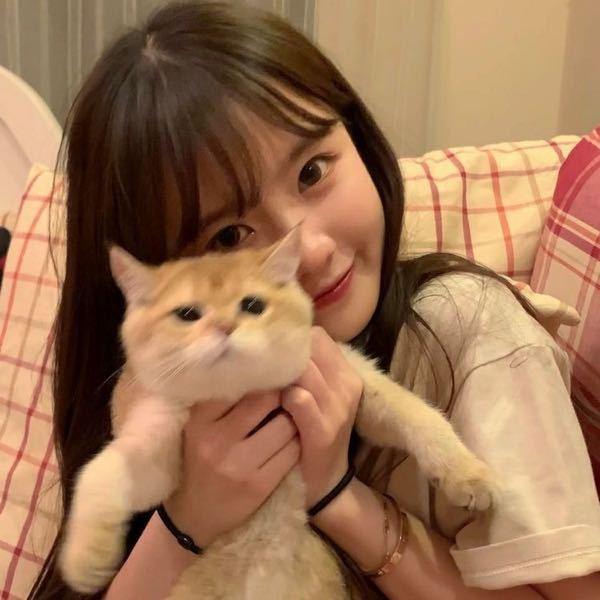 pinterestという画像アプリで見つけました。 この子の名前を教えてください。 多分kpopアイドルか韓国のインスタの方だと思うのですが、、