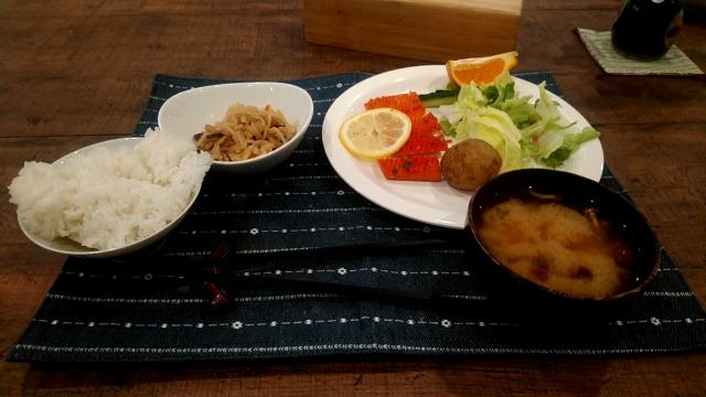 このような夕飯を見て、どう思いますか