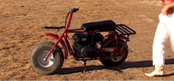 spill tadのPISTOLWHIPにでてくるこのバイク?の名前教えてください!