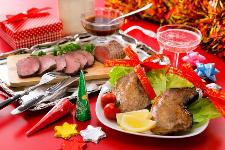クリスマスには日頃うつ状態の人もつい食べ過ぎて胃もたれすることがありますか??