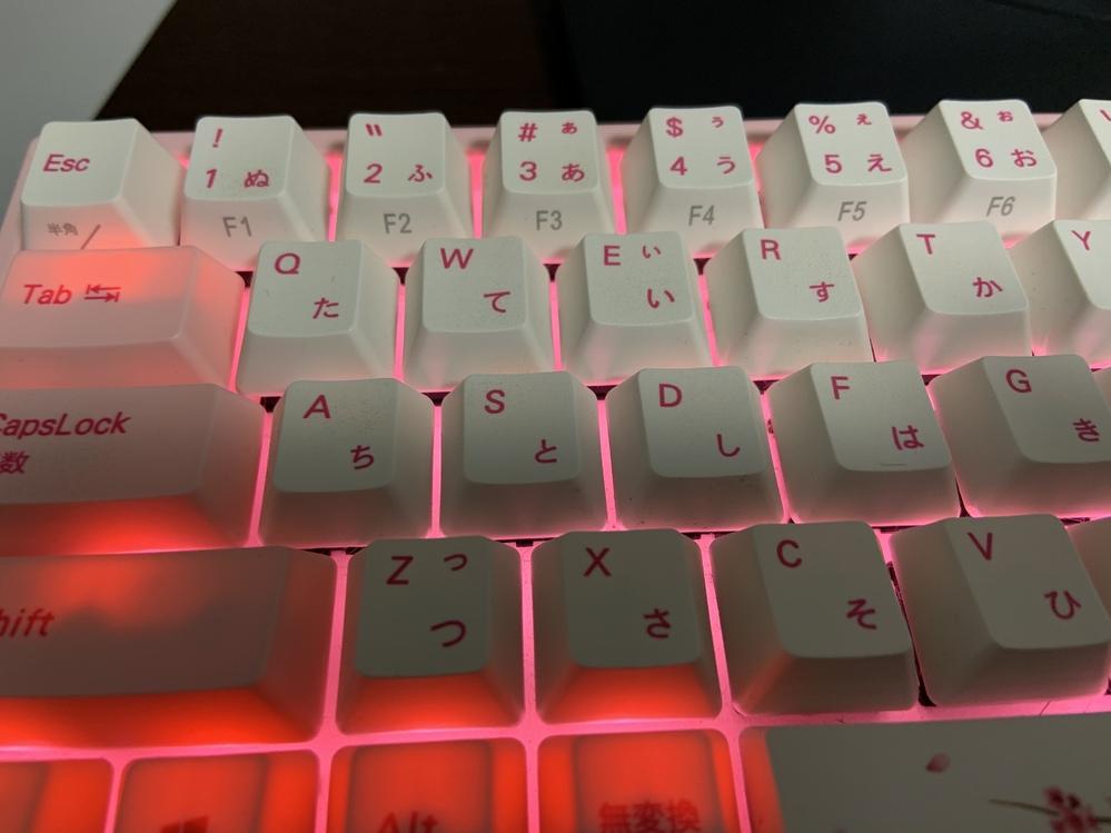 パソコンのキーボードを購入したのですが、ESCと半角/英数を入れ替えることはできますか? 入れ替えることができればやり方も知りたいです。