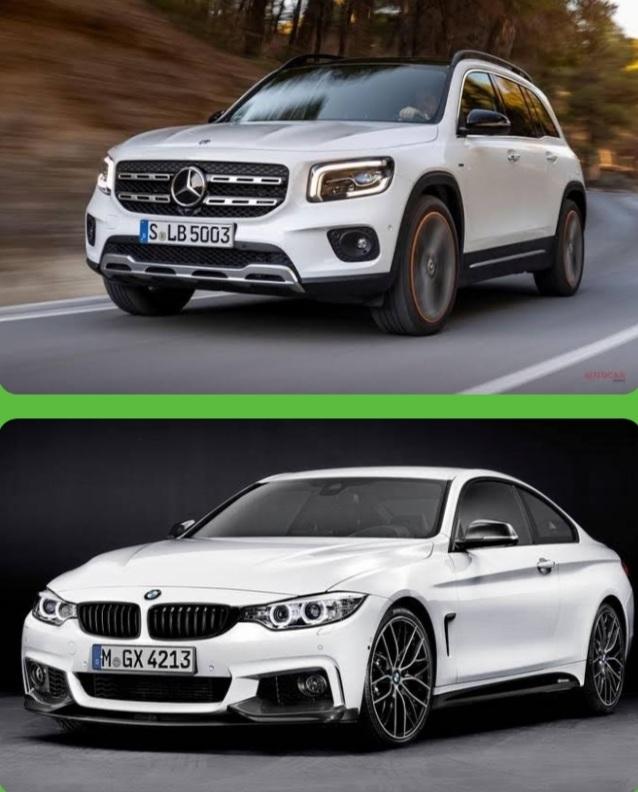 どちらの車がカッコいいですか?