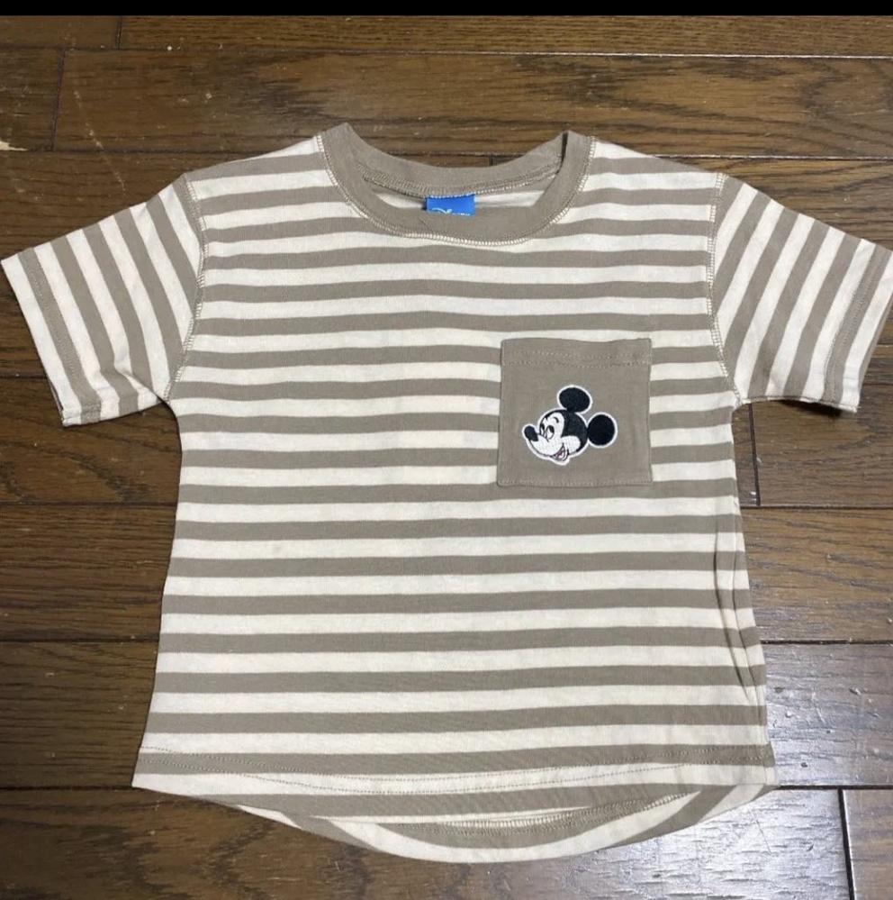 バースデイで販売されてる このTシャツの100〜120cm、どのサイズでもいいので品番教えて頂きたいです。