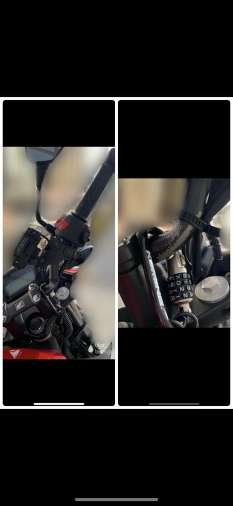 バイクに関する質問です。 現在 ホンダ 2016年式 CB250F ABS付きバイクを所有しています。 先日風が強い日に帰宅すると 駐輪場に止めていたバイクが強風の為倒れていました。 起き上がら...