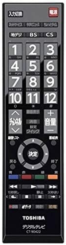 TOSHIBA デジタルテレビ ct-90422 について質問です。このテレビのリモコンには、字幕ボタンがありません。わたしは、映画以外でも、テレビドラマなど分かりやすくみるため、あえて画面に日...