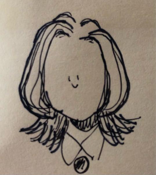 こういう髪型にしたいのですが ウルフカットにして欲しいと伝えれば なれますかね???